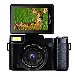 YISENCE Digital Camera Camcorder