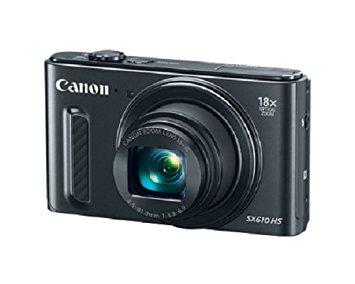Canon PowerShot SX610