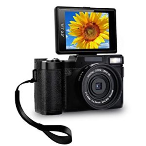 SUNLEA Digital Camera Camcorder